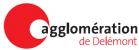 Develier fait partie de l'agglomération de Delémont