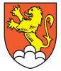 Armoiries du village de Develier dans le Jura en Suisse